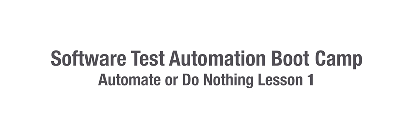 Learn How Software Test Automation Can Be A Game-Changer