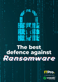 The Best Defence Against Ransomeware