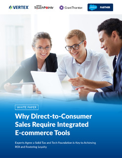Why Direct-to-Consumer Sales Require Integrated E-commerce Tools