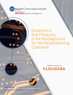 Experience, Not Products, Is the Battleground for the Retail Banking Customer