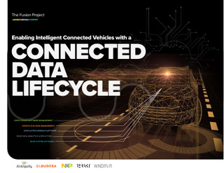 Enabling Intelligent Connected Vehicles with a Connected Data Lifecycle