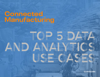 Top 5 Data and Analytics Use Cases