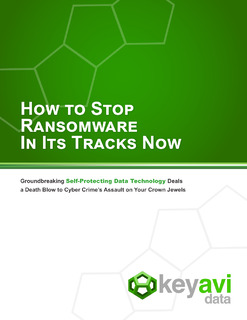 How to Stop Ransomware In Its Tracks Now