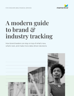 A Modern Guide to Brand & Industry Tracking