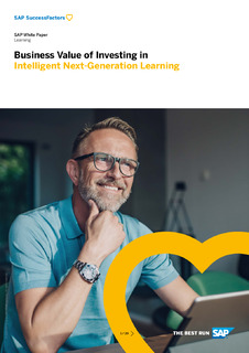 Business Value of Investing in Intelligent Next-Generation Learning