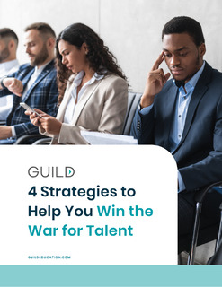 4 Strategies to Help You Win the War for Talent