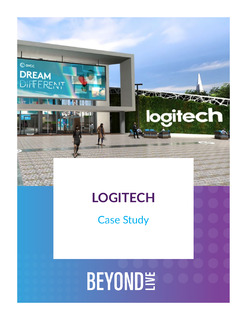 How Special Effects Drove Logitech's Virtual Global Sales Show Strategy
